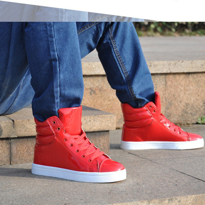 jordan shoes men red
