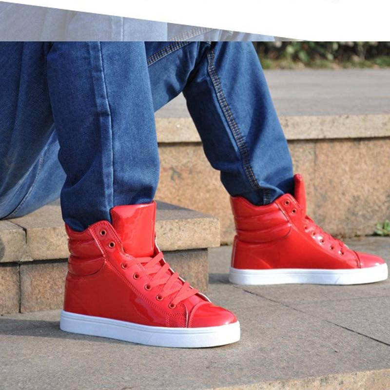 jordans red shoes for men