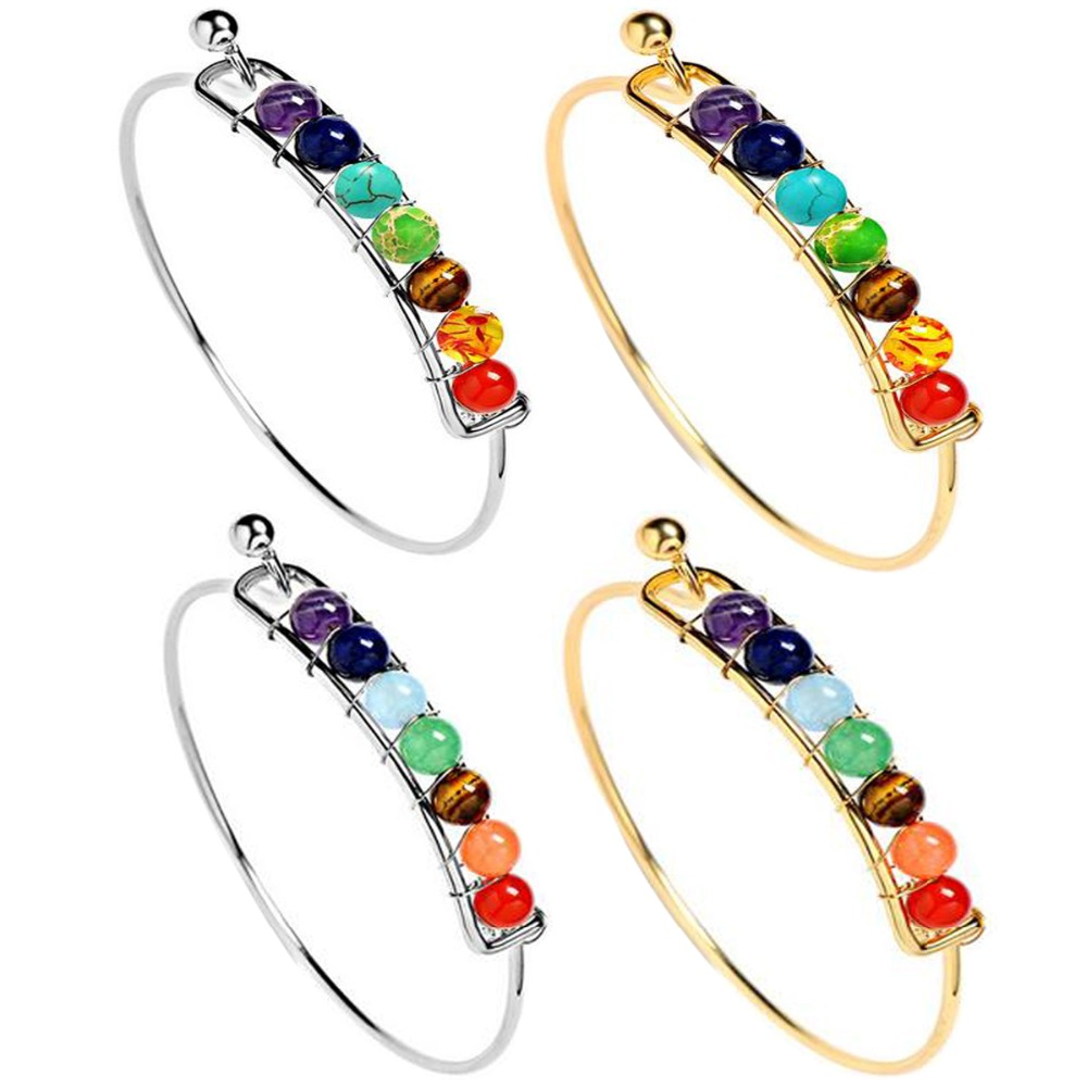 BC012-12 Chakra Bracelets
