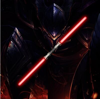 NEW 2pcs/set 148cm Star Wars The Last Jedi Kylo Ren lightsaber scalable Cosplay Darth Vader action figure toys doll