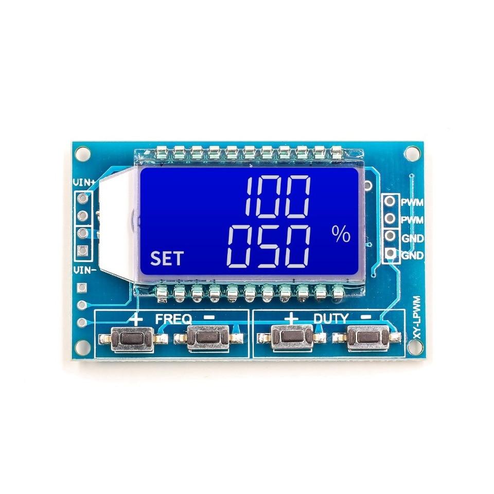 Ociodual Module G/én/érateur de Signal 1Hz-150Khz 3.3-30V PWM Fr/équence dImpulsion