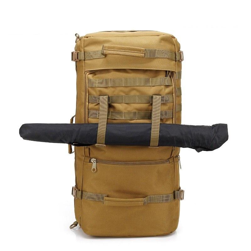 M189 Hot męska wojskowy plecak wodoodporny Oxford torba szkolna kamuflaż plecaki wielofunkcyjny mężczyźni duża pojemność torby podróżne w Torby podróżne od Bagaże i torby na  Grupa 1