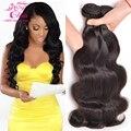 8A Peruana Virgin Hair Body Wave 3 unids Peruano Onda Del Cuerpo paquetes de Pelo Peruano Del Pelo Humano Bundles cabelo humano Onda Del Cuerpo pelo