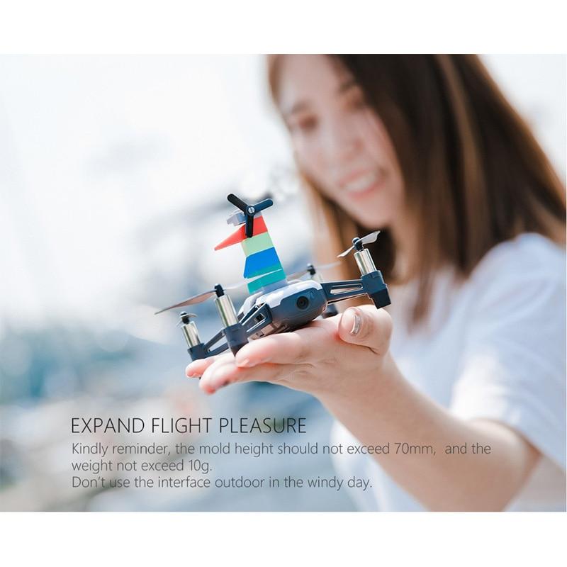 PGYTECH быстрая установка дрона адаптер для игрушки Lego RC Квадрокоптер аксессуары для DJI Tello Универсальный интерфейс для игрушки Lego
