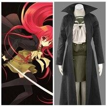 De alta calidad de shakugan no Shana Shana Outfit/Anime de Halloween y Cosplay
