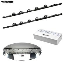 Fishing Rod Rack For SUV Inside Roof Holder Transport Reels Poles Storage Garage fishing rod saver vehicle carrier system