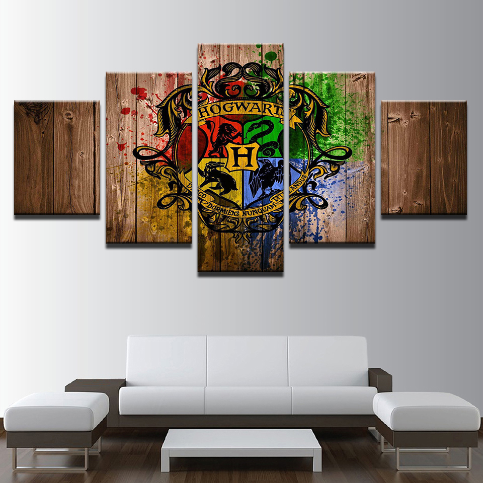 Modern Home Wall Decor Canvas Picture Art HD Print 3 Panel Harry ...