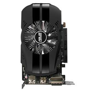 Image 3 - Asus PH GTX 1050Ti 4G กราฟิกการ์ด 7008MHz 128Bit 1290/1392MHz GDDR5 PCI Express 3.0 16X GeForce GTX 1050Ti การ์ด