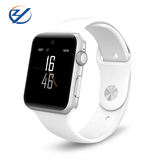 ZAOYIMALL SmartWatch HD Screen Support SIM Card bluetooth Devices Smart Watch For apple Android phone DM09 pk dz09 gt08 watch