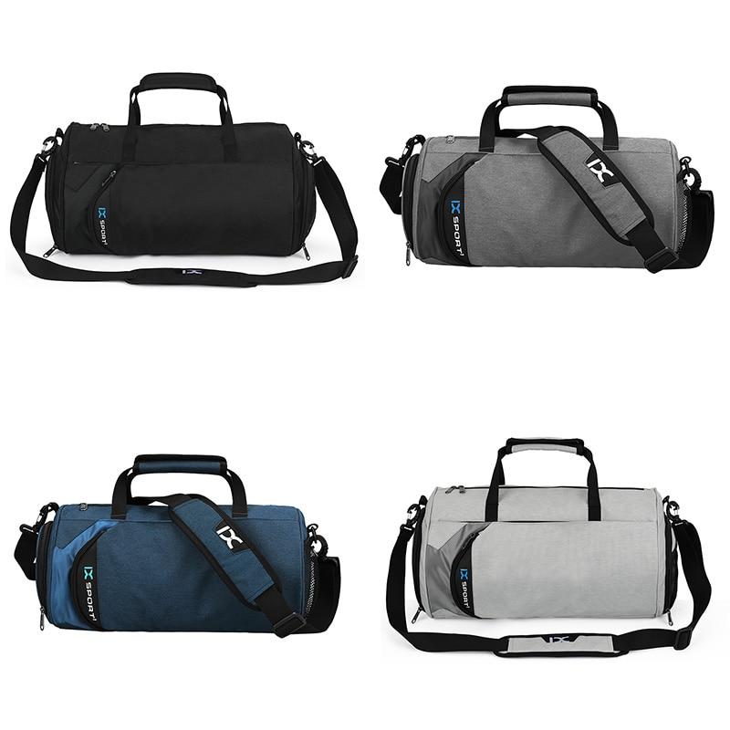 Handbag Duffle-Bag Sling Travel-Bags Shoulder Multifunctional Waterproof Crossbody Men