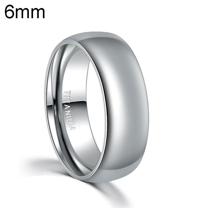 757c54d963dd 2mm 4mm 6mm pulido de plata anillo de las mujeres liso boda banda  minimalista Simple apilamiento anillos joyería de moda femenina en Anillos  de Joyería y ...