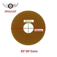 2 PCS/Lot Speaker Elastic Wave Diameter 85 MM 26 Core Height Low Midrange Size Power Horn Repair Spider Damper Parts