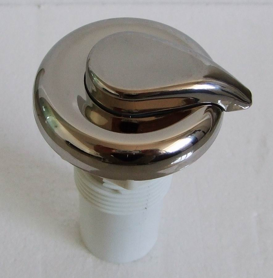 Stainless Steel 1 inch air adjustor for spa water diverter & hot tub air regulator for China & US spa 2200mmx1900mm hot tub spa cover leather skin can do any other size