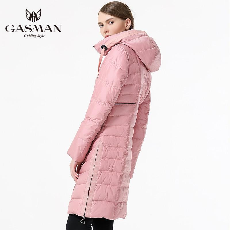Manteau Hiver Vêtements À Qualité Épaississement Rose Le Coupe Bas Marque Femmes Haute Veste Capuchon Vers De Bio vent zvHdqnxnwg