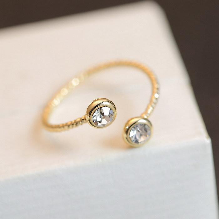 Finger Ring 10pcs/lot Bulk Charms Cuff Ring Girl Thin new ...