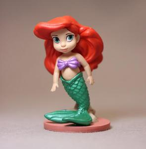 Image 4 - 11pcs טיאנה מרידה יסמין נסיכת פעולה דמויות שלג לבן בת ים נסיכת אנימה דמויות צעצועי ילדים בנות ילדים