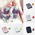 Baby Infant Toddler Kids Soft Anti-slip Safety Crawling Elbow Cushion Knee Pad Semi-combed cotton terry dispensing 2017 cute B1