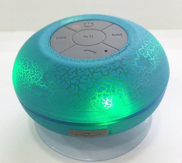 Vioslite Grote Sucker Waterdichte Bluetooth Speaker Wandlampen USB ...