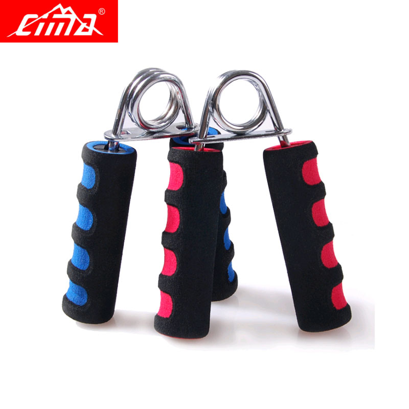 CIMA Hand grip Fitness strength Expanders foam sponge heavy strength grips sports home training Finger wrist hand grippers new 7 2 9 7cm training arm and back muscles pull ups strengthen ball wrist climbing finger training hand grip strength ball