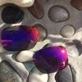 Пурпурно-Красный цвет Замена Twoface Поляризованные Линзы для Oakley Два Лица Солнцезащитные Очки 100% UVA и UVB