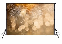 Hot Firework Photography Backgrounds Wedding Photo Backdrops Camera Fotografica 10x10FT Sparkle Backgrounds For Photo Studio