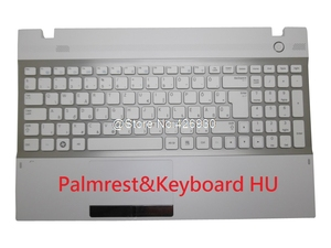 Image 4 - Laptop Palmrest&Keyboard For Samsung 300V5A 305V5A English US Russia RU Arabia AR Nordic NE Canada CA Touchpad Case Cover New