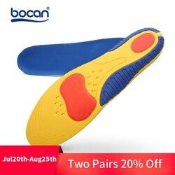 Palmilhas para sapatos de massagem sapatos inserções ortopédicos palmilhas cuidados com os pés para a fascite plantar palmilhas respiráveis para homens/mulheres