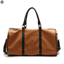 Men Travel bags Fashion Nylon Big Travel Handbag Folding Trip Bag Large Capacity Luggage Travel Duffle Bags Men Business Handbag