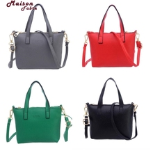 Фотография Maison Fabre Shoulder Bag Women Fashion Handbag Shoulder Bag Tote Ladies Purse  luxury handbags women bags designe 2017d18