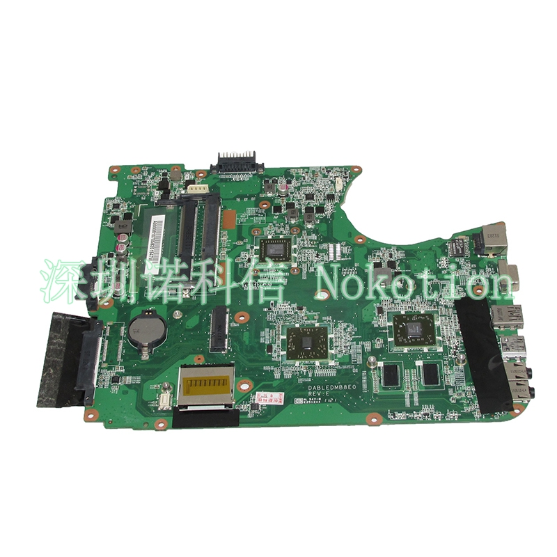 NOKOTION Main Board A000081070 DABLEDMB8E0 For Toshiba Satellite L750D Laptop Motherboard E350 CPU Full Test