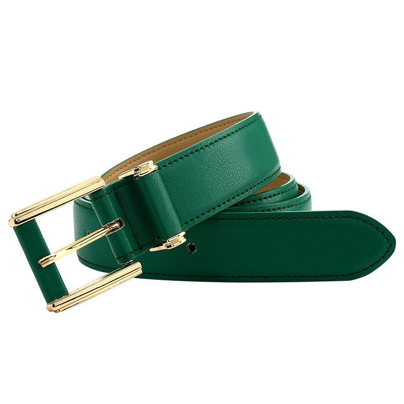 CASTELLES Formal Belts For Women 6 colors Designer Fashion Female Belt Woman High Quality Genuine Leather Cinturones Mujer (5)