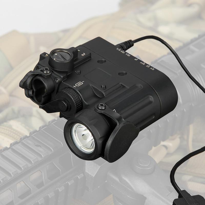TRIJICON Tactical Flashlight DBAL-D2 Dual Beam Aiming Laser Red With IR LED Illuminator Class 1 Gz15-0088