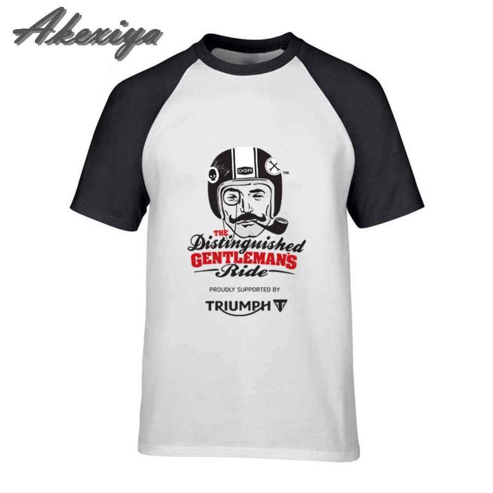 Triumph выдающиеся Нежные мужские футболки Джокер мужские топы забавные действия хлопок высокое качество семья Отец День футболка homme