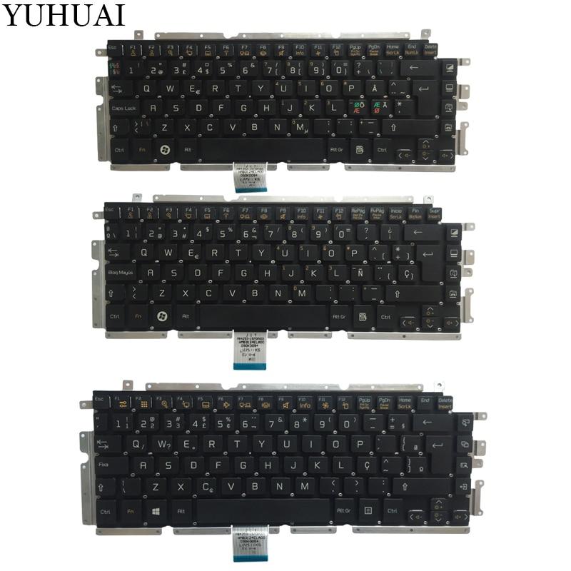 Laptop Keyboard for LG Z330 Z330-G Z340 Z350 Z355 Nordic NE/Spanish SP/Brazil BR  black keyboardLaptop Keyboard for LG Z330 Z330-G Z340 Z350 Z355 Nordic NE/Spanish SP/Brazil BR  black keyboard
