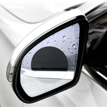Car Anti Fog Rainproof Nano Coating Rearview Mirror Film For BMW m3 m5 e46 e39 e36 e90 e60 f30 e30 e34 f10 e53 f20 e87 x3 x5 image