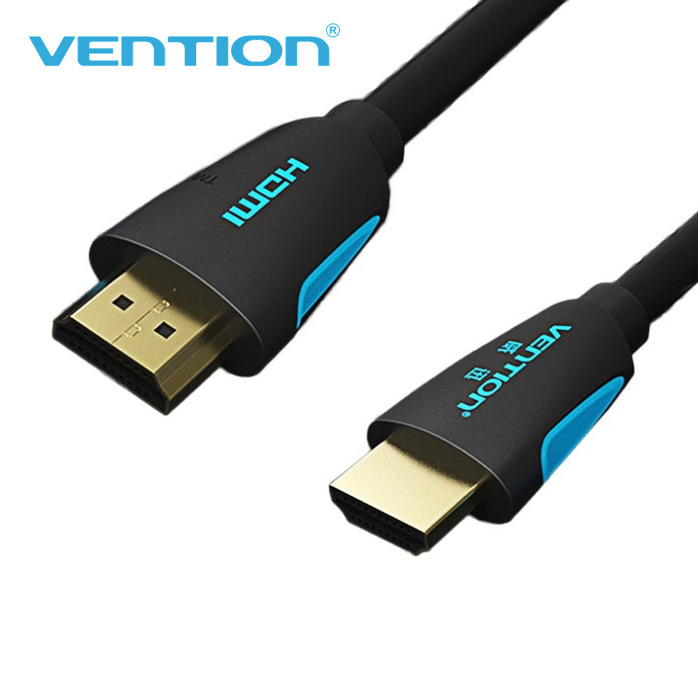 Vention HDMI 2.0 Cable 1.4 3D 2160P Cable HDMI Male to Male