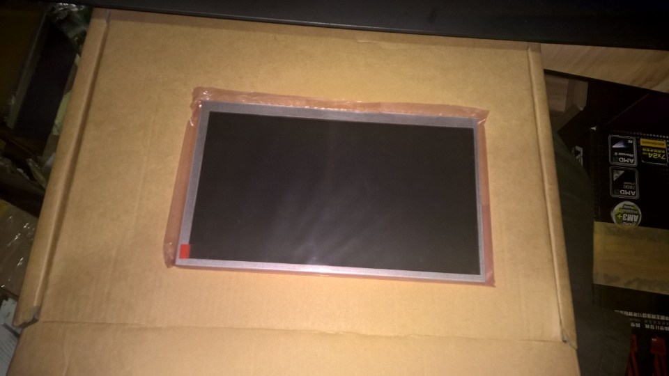 original New 7 inch Korg PA600 LCD screen with touch стоимость