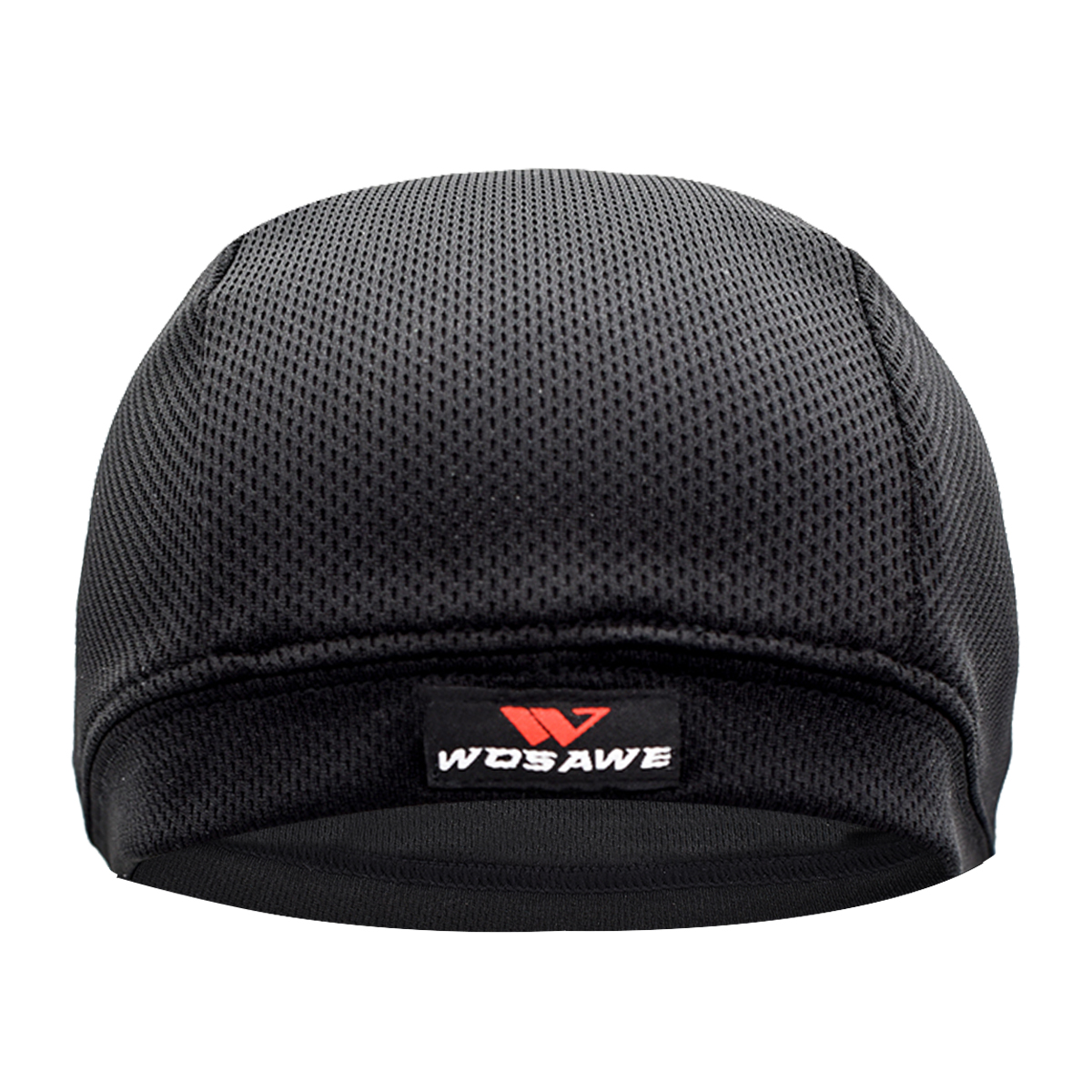 WOSAWE Breathable Mesh Mens Motorcycle Helmet Inner Caps Anti-Sweat Hat Thin Motocross Racing Ski Under Helmet Lining Caps