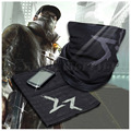 Watch Dogs Aiden Pearce Face MASK Neck Warmer Video Game Cosplay Scarf Costume mask  Free shipping