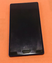 """Used Original LCD Display +Digitizer Touch Screen+Frame for Ulefone MIX MT6750T Octa Core 5.5"""" Free shipping"""