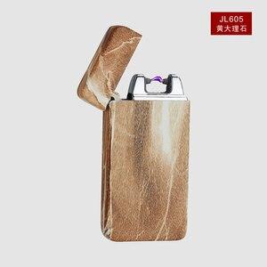 Image 4 - Plasma Cigar Arc Palse Lighter Pulse Windproof Lighter Thunder USB Lighter Rechargeable Cigarette Accessorie Electronic Lighter
