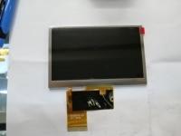 Latumab Original new 4.3 inch LCD screen AT043TN24 V.1 V1 LCD display Screen Free shipping