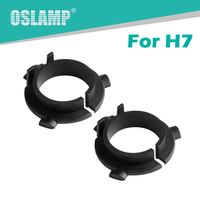 Oslamp Plastic Clip Retainer Adapter Fit H7 Headlight Bulb Special H7 Socket Holder For Kia K5
