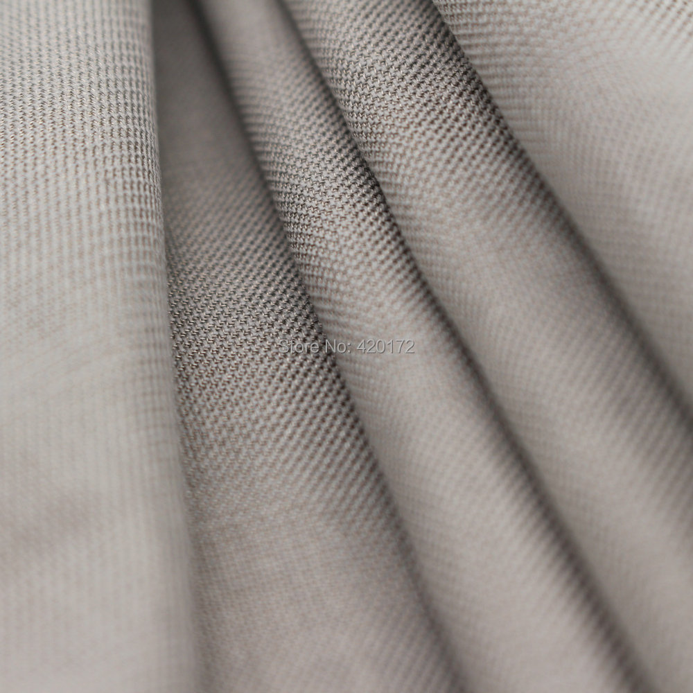 High Quality Silver Fiber Anti-radiation Antistatic Fabric EMF Shielding Fabric With Low Price