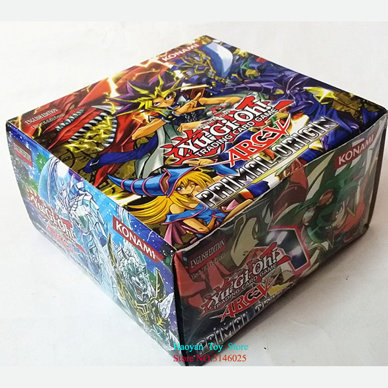 288pcs Anime Japan Yugioh Game Cards Cartoon Yugioh Game Cards Japan Boy Girls Yu-gi-oh Cards Collection For With Box #5