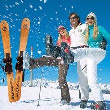 Лыжные доски лыжные деревянные материалы подходит для взрослых и детей 110 см