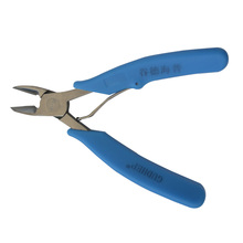 Mini Electronic Component Foot Cutting Tool Pliers Diagonal Pliers Cutting Pliers KH125 jingliang jl a17 professional diagonal cutting pliers black