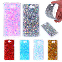 Huawei Y5 II Y5II CUN-U29 CUN-L21 Case Colored Shiny Glitter Soft Back Cover Case for Huawei Ascend Y5 II Y5 2 CUN-U29 CUN-L01 смартфон huawei ascend y5 y560 l01 black white