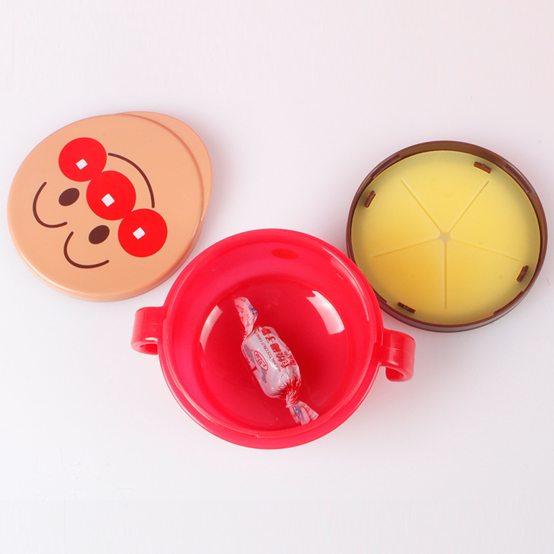 2016 High Quality Food Storage Containers Baby Bottle Storage Box Plastic with Spoon Wholesale