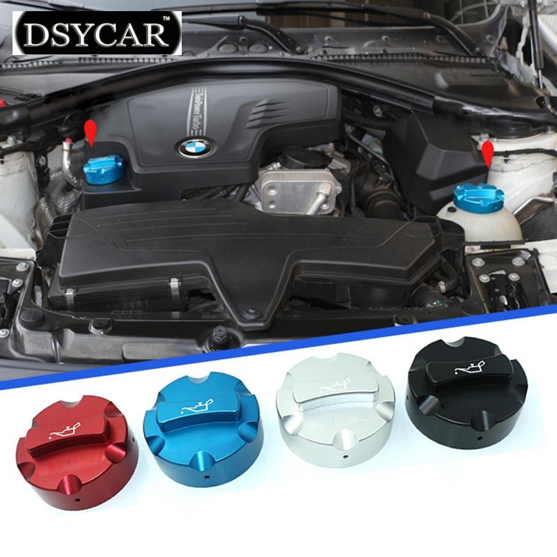 Dsycar 1set High Quality Aluminum Engine Oil Filler Cap